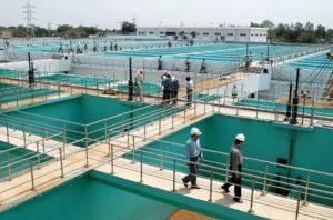 Hà Nội sắp hoàn thành nhiều dự án cấp nước