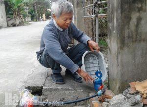 Khẩn trương hoàn tất dự án nước sạch cho 7 xã ven sông Nhuệ