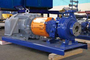 Vai trò của máy bơm nước trong hệ thống tháp giải nhiệt bằng nước