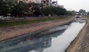 Ô nhiễm nguồn nước do xả thải