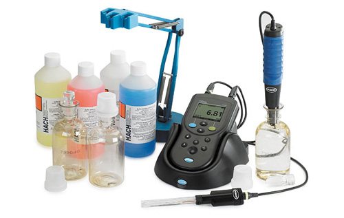 Bộ kit HQ40d và điện cực IntelliCAL đo pH và BOD