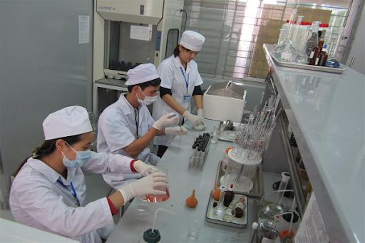 Bơm định lượng được sử dụng hiệu quả trong phòng thí nghiệm
