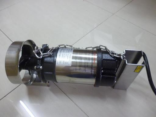 Một loại máy Khuấy trộn chìm có xuất xứ từ Đài Loan