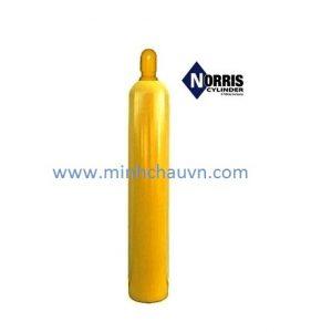 Ngoài khí Clo, bình còn có thể chứa nhiều loại khí khác như Freon, Alkyl,... mang đến nhiều ứng dụng đa dạng cho người dùng