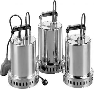 Hiện nay có mấy loại máy bơm chìm nước thải trên thị trường?